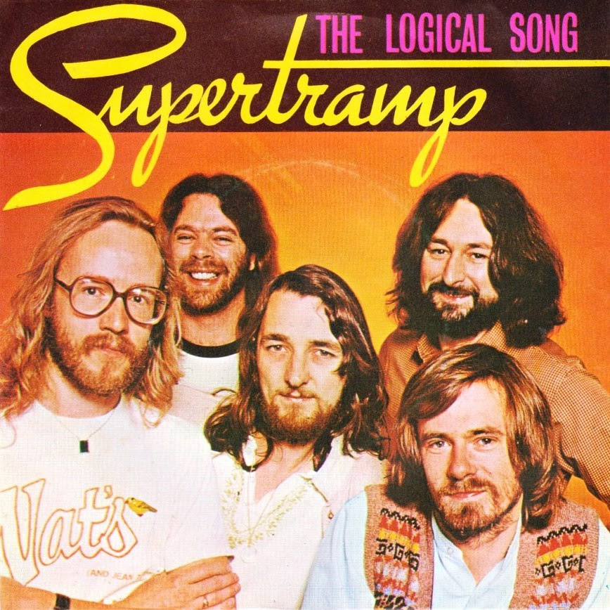 portada disco supertramp the logical song